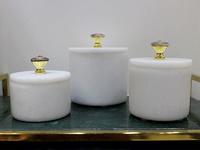 Pure White Jewelry Box